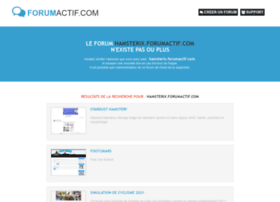 hamsterix.forumactif.com