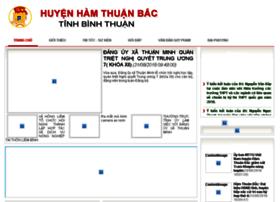 hamthuanbac.binhthuan.gov.vn