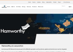 hamworthy.com