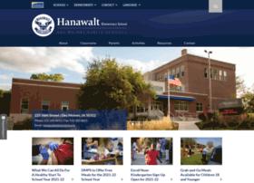 hanawalt.dmschools.org
