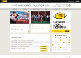 hancher.uiowa.edu