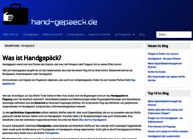 hand-gepaeck.de