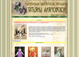hand-made-toys.ru