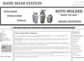 hand-wash-station.com