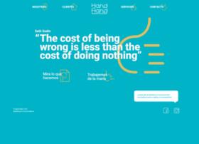 hand2hand.com.sv