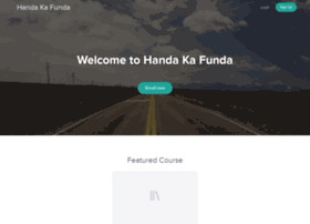 handakafunda.usefedora.com