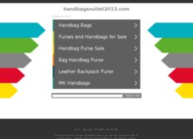 handbagsoutlet2013.com