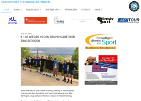 handball-in-zaehringen.de