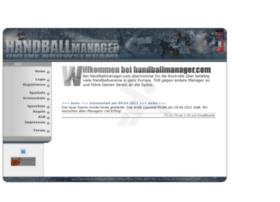 handballmanager.com