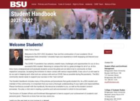 handbook.bridgew.edu