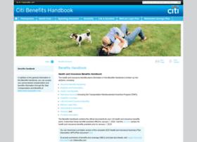 handbook.citibenefitsonline.com