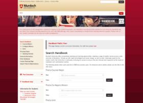handbook.murdoch.edu.au