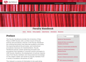 handbook.unm.edu