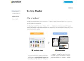 handbookapp.net