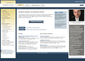 handbuch-usability.de