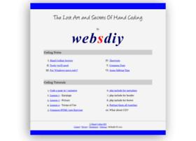handcoding.websdiy.com