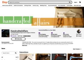 handcraftedaffairs.com