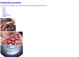 handcraftedalexandria.com