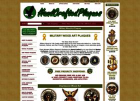 Handcraftedplaques.com