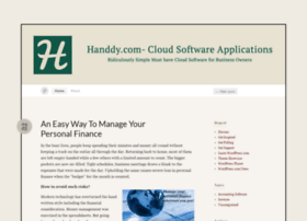 handdycloudsoftware.wordpress.com