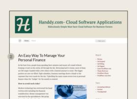 handdycloudsoftware.wordpress.com
