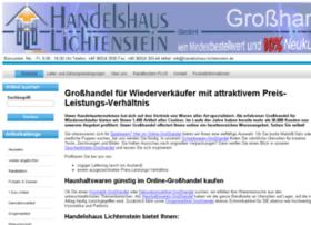 handelshaus-lichtenstein.de