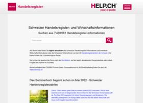 handelsregister.help.ch