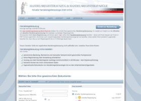 handelsregisterausdruck.de