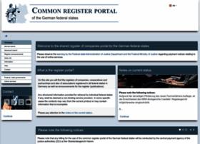 handelsregisterbekanntmachungen.de