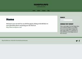 handfulinfo.wordpress.com