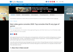 handheld-game-console-review.toptenreviews.com