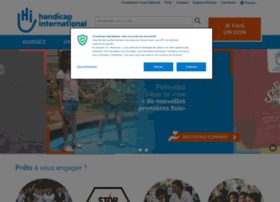 handicap-international.fr