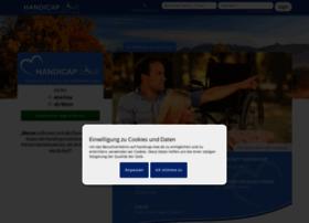 Partnervermittlung handicap