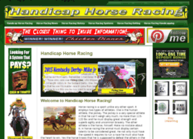 handicaphorseracing.com