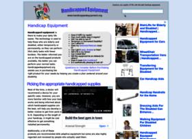 handicappedequipment.org