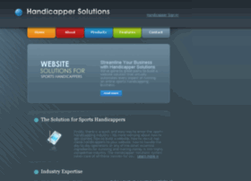 handicappersolutions.com