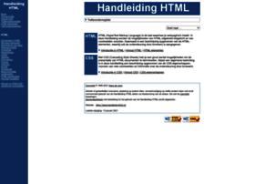 handleidinghtml.nl