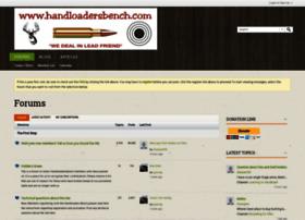 handloadersbench.com