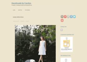 handmadebycarolyn.blogspot.com.au