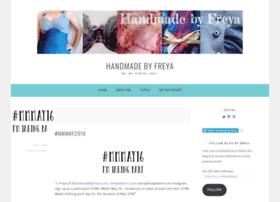 handmadebyfreya.wordpress.com