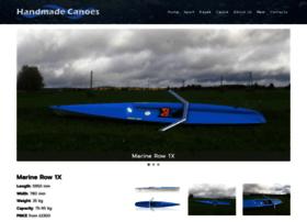 handmadecanoes.co.uk