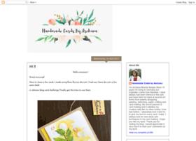 handmadecardsbyarchana.blogspot.com