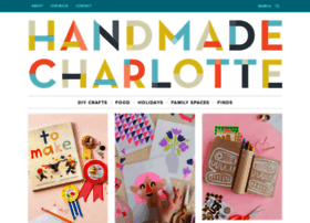handmadecharlotte.com