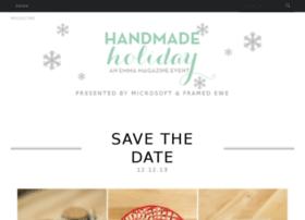 handmadeholiday.net