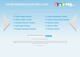 handmadekitchenslondon.com