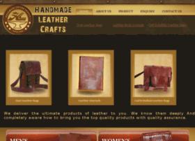 handmadeleathercraft.com