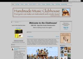 handmademusicclubhouse.com
