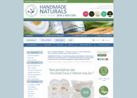 handmadenaturals.co.uk