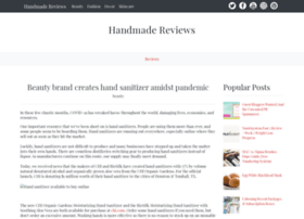 handmadereviews.net