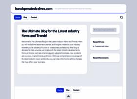 handoperatedvalves.com